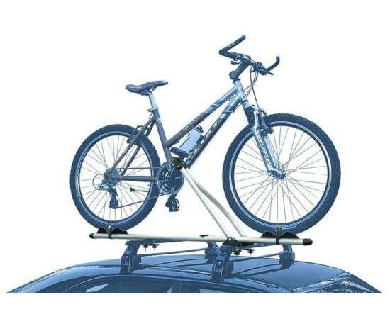 Peruzzo Sherpa ALU kerékpárszállító, zárható, tetőre, keresztlécre