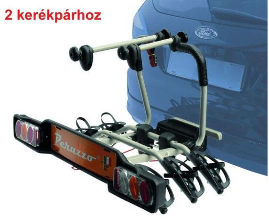 Peruzzo Parma2 Lock kerékpárszállító vonóhorogra, zárható, 2 bringa