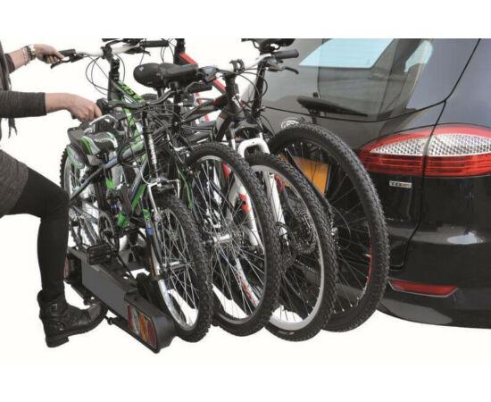 Peruzzo Pure3 Lock kerékpárszállító vonóhorogra, zárható, 3 bringa