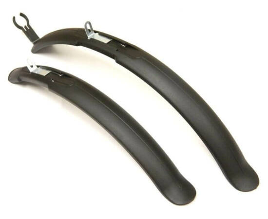 Simpla Classic felpattintható sárvédő szett 24-26-os kerékpárokhoz