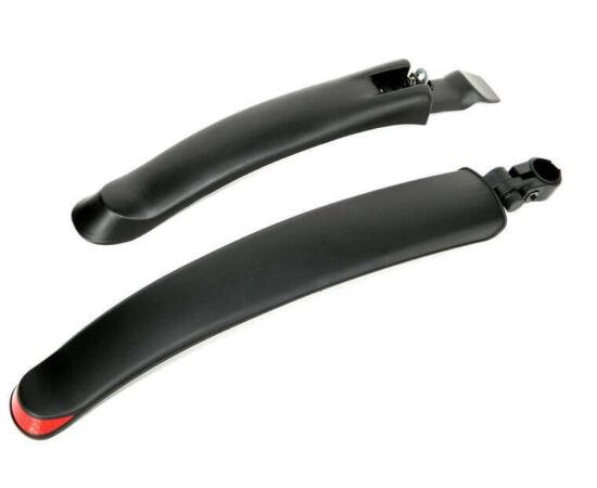 Velotech műanyag sárvédő szett 26-os kerékpárokhoz