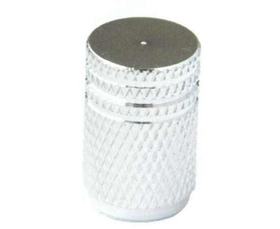 Alumínium szelepsapka, autó szelepes, recés