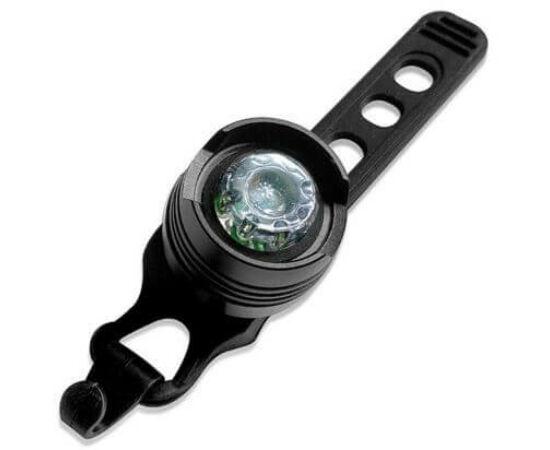 Velotech 1 LED-es gumipántos első lámpa