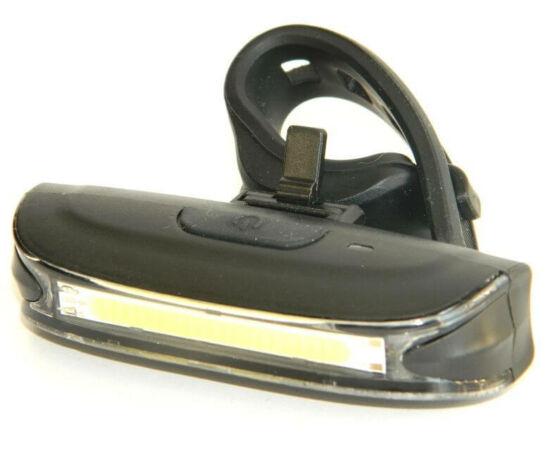 Velotech 20 CHIP LED-es USB-ről tölthető első lámpa, fekete