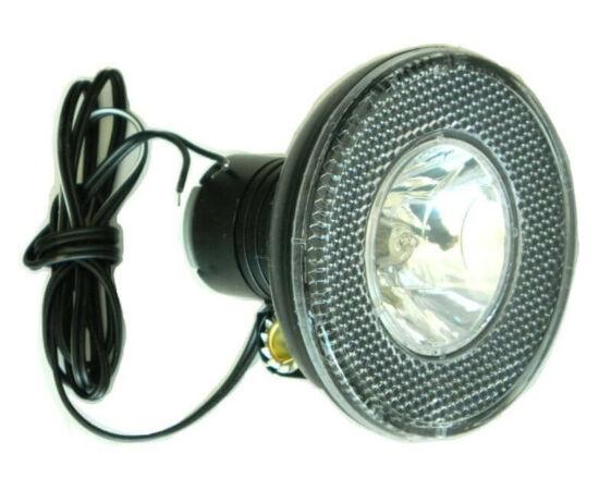Velotech halogén dinamós első lámpa