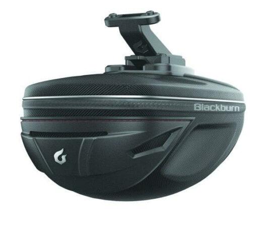 Blackburn Nacelle nyeregtáska, 0,7 liter, fekete