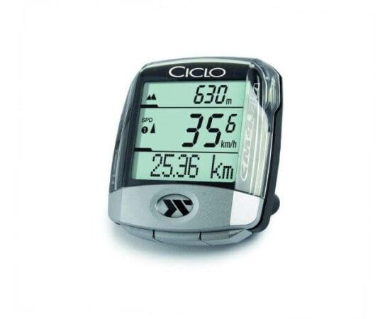 CicloSport CM 8.3 AM magasságmérős vezeték nélküli kerékpár komputer és USB