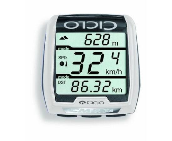 CicloSport CM 9.3A magasságmérős vezeték nélküli kerékpárkomputer