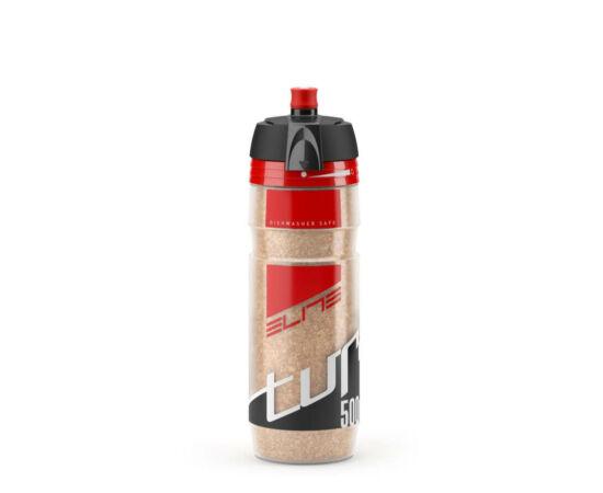 Elite Turacio parafa béléses hőszigetelt kulacs (3 óra), 500 ml, csavaros, piros