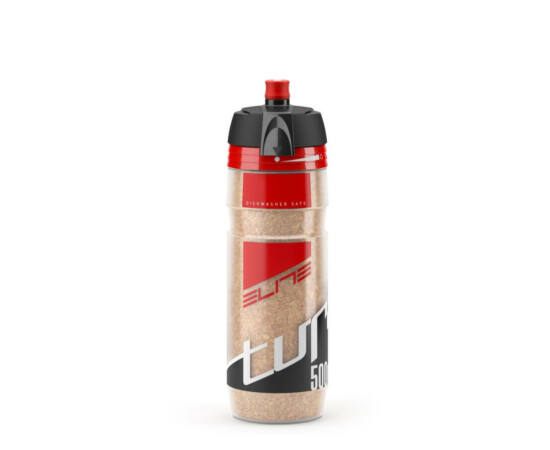 Elite Nanogelite hőszigetelt kulacs (4 óra) 500 ml csavaros, fehér-piros