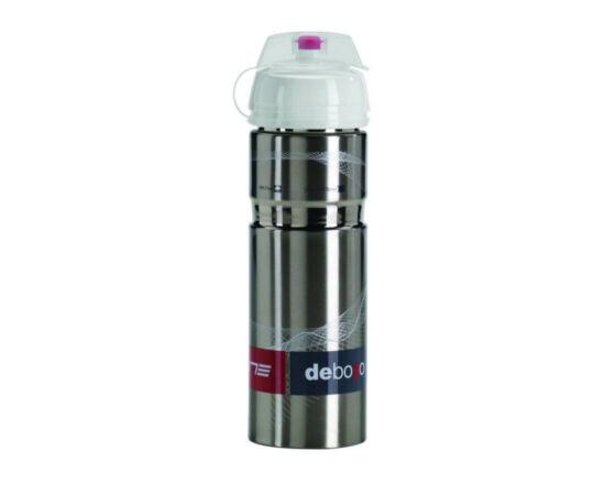 Elite Deboyo rozsdamentes acél hőszigetelt kulacs (12 óra) 500 ml csavaros, védőkupakkal