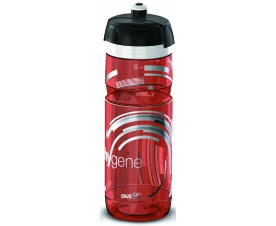 Elite Hygene kulacs 750 ml csavaros, áltlátszó, piros