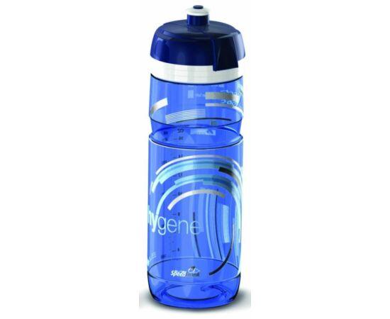 Elite Hygene kulacs 750 ml csavaros, áltlátszó, kék