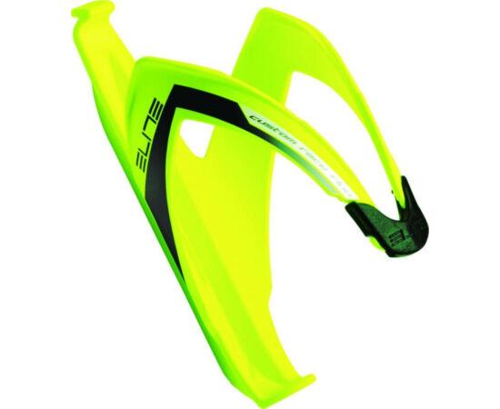 Elite Custom Race kulacstartó, üvegszálas műanyag, matt neon sárga