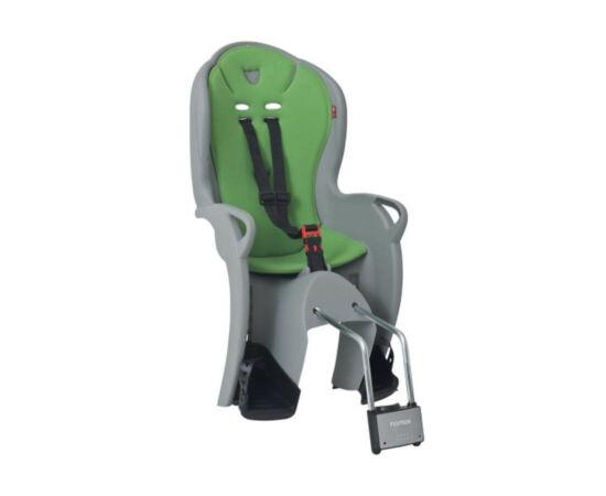 Hamax Kiss gyerekülés hátra, szürke-zöld