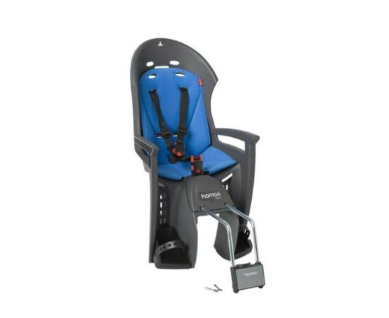 Hamax Smiley gyerekülés hátra, szürke-kék