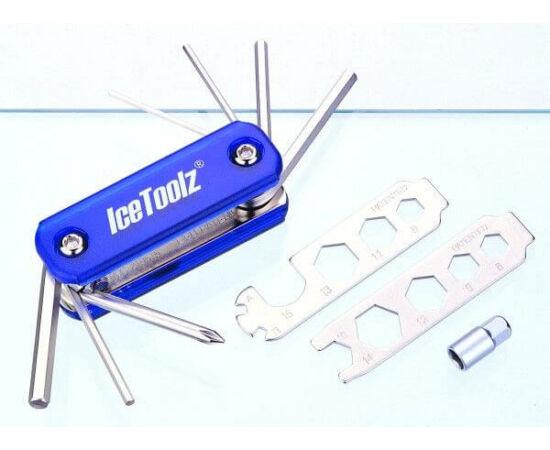 IceToolz 21 funkciós marokszerszám