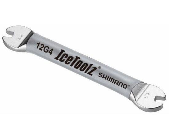 IceToolz két állású küllőkulcs Shimano kerékhez