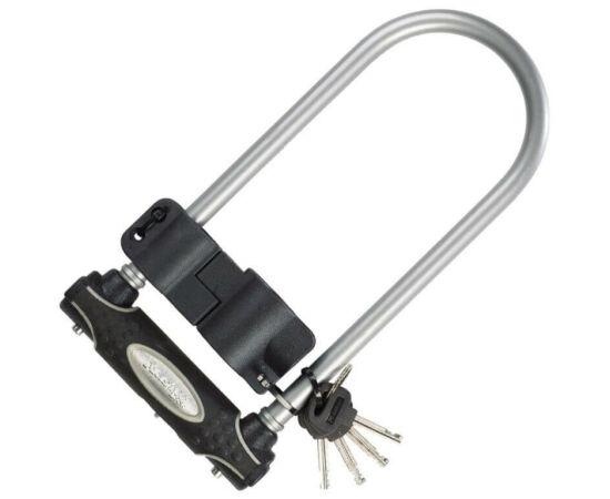 Master Lock U-lakat 210 x 110 x 13 mm, szürke