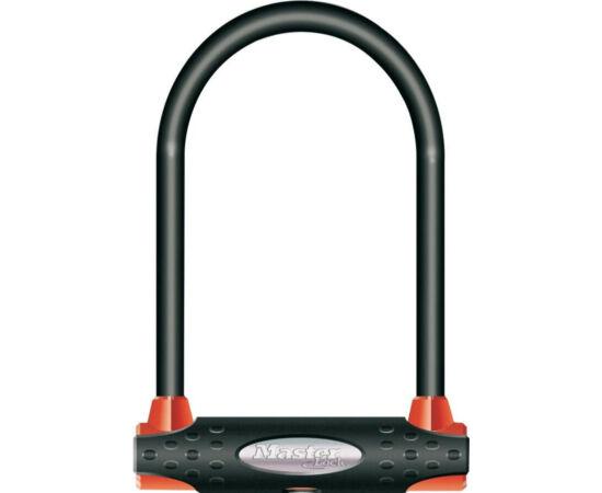 Master Lock U-lakat 280 x 110 x 13 mm, fekete