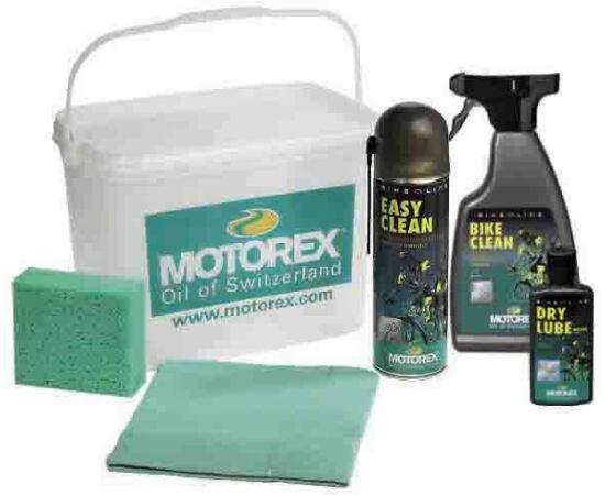 Motorex Bike Cleaning kit tisztítókészlet