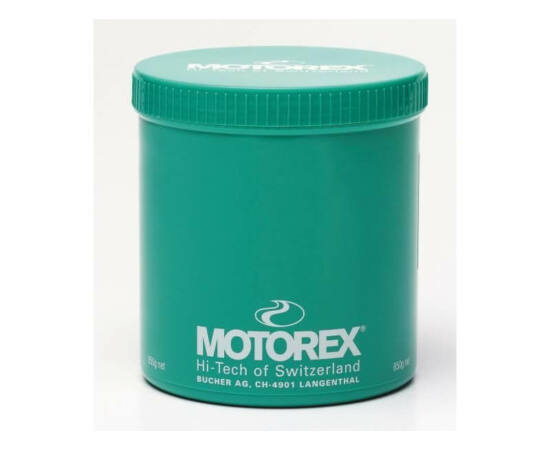 Motorex Bike Grease 2000 zöld kerékpár zsír 850g