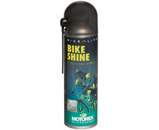 Motorex Bikeshine 500 ml kerékpár fényező-védő spray
