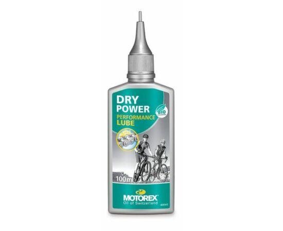 Motorex Dry Power láncolaj száraz körülményekre, csepegtetős, 100 ml