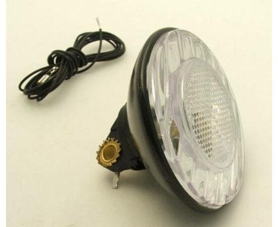 Neuzer JY306 hagyományos dinamós első lámpa vezetékkel, 6V, 2,4W