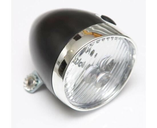 Neuzer Retro 3 LED-es elemes első lámpa, elemek és konzol nélkül