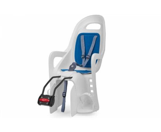 Polisport Groovy adapteres gyerekülés (vázra) fehér-kék