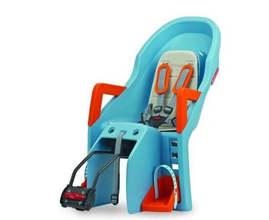 Polisport Guppy adapteres gyerekülés (vázra), kék-narancs, DN