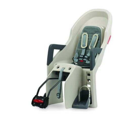 Polisport Guppy RS adapteres, dönthető gyerekülés (vázra), krém-szürke, DO
