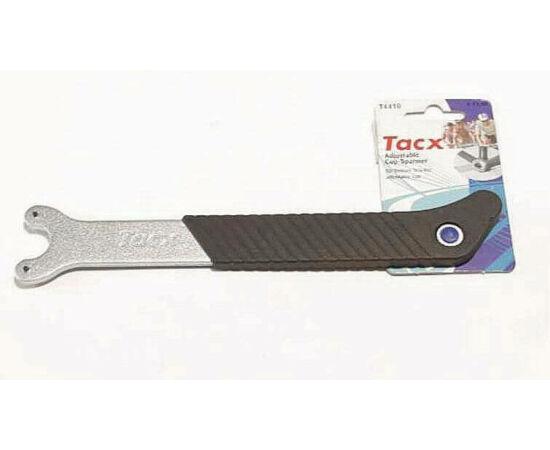 Tacx T-4410 oldalt körmös középcsésze kulcs hagyományos középcsapágyhoz