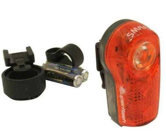 Smart 3 LED-es hátsó lámpa, piros, 0,5W