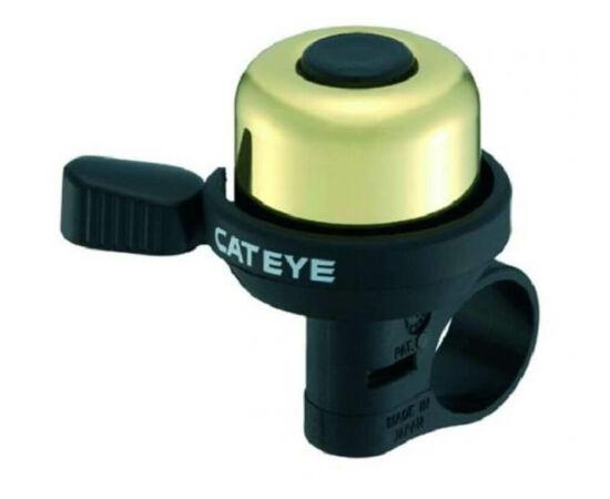 Cateye PB-1000 Wind-Bell csengő, fekete-arany