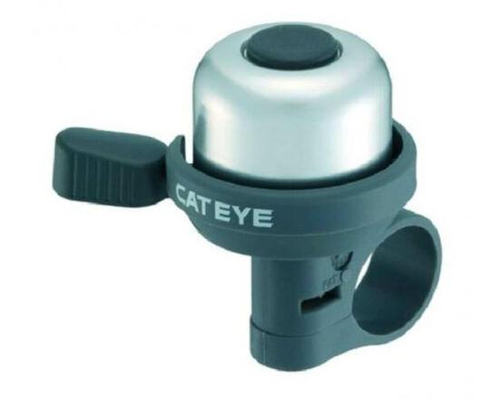Cateye PB-1000 Wind-Bell csengő, fekete-ezüst