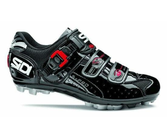 Sidi EAGLE 5 Pro Woman MTB 36-os női kerékpáros cipő Fekete