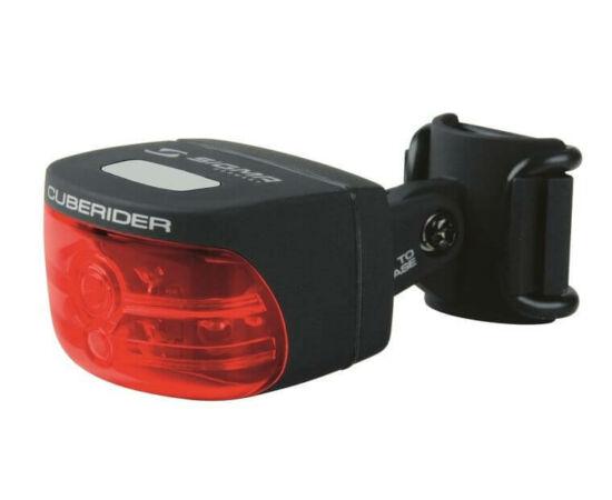 Sigma CubeRider I elemes 4 LED hátsó lámpa