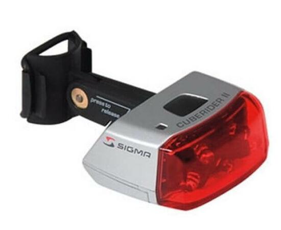 Sigma CubeRider II elemes 5 LED hátsó lámpa