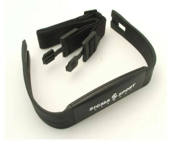 Sigma Sport kódolatlan pulzusmérő mellkaspánt