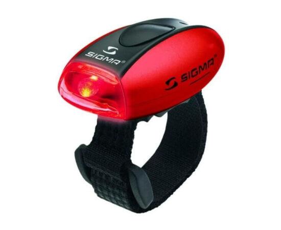 Sigma Micro hátsó villogó lámpa, piros