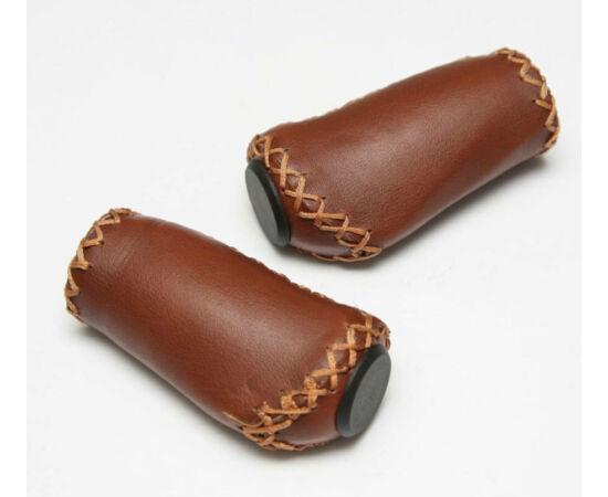 Spyral Broker varrott ergonómikus markolat markolatváltóhoz,  vaj színű