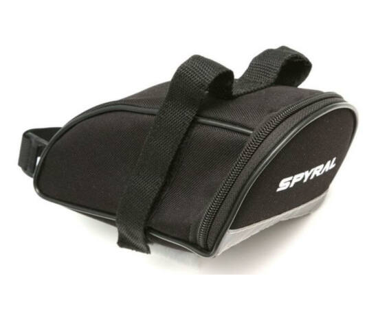 Spyral Sport Nyeregtáska, fekete