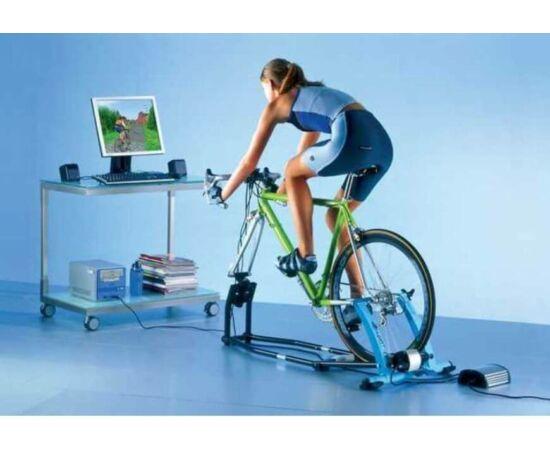 Tacx Fortius Multiplayer T1930 motorfékes, edző görgő - Virtual Trainer