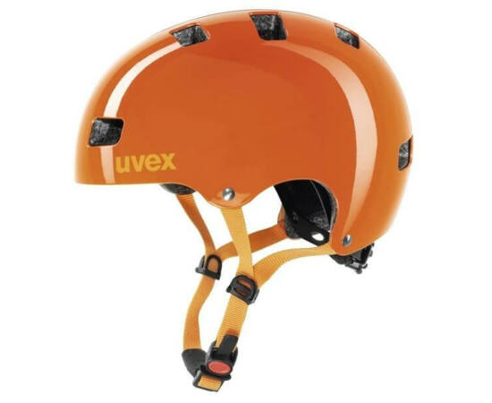 Uvex HLMT 5 Bike dirt bukósisak, 55-58 cm, narancs