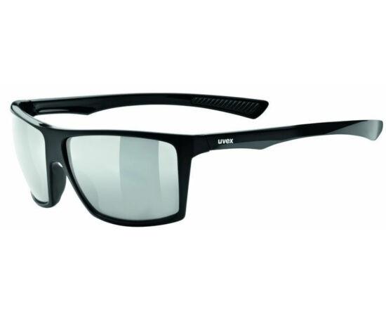 Uvex LGL 23 napszemüveg fekete, S3 lencsével