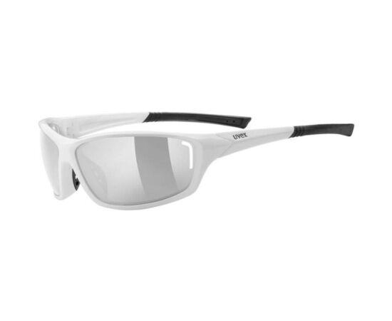 Uvex Sportstyle 210 sportszemüveg, fekete