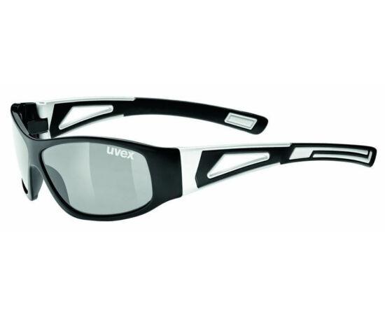 Uvex Sportstyle 509 sportszemüveg, fekete, S3 lencsével
