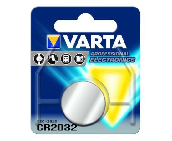 Varta CR2032 Lithium gombelem, 1 db